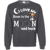 Image of I Love My Boxer Men Tee - STUDIO 11 COUTURE