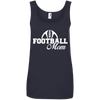 Image of Foot Ball Mom Ladies Tee - STUDIO 11 COUTURE