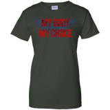 My Body My Choice Ladies Tee - STUDIO 11 COUTURE