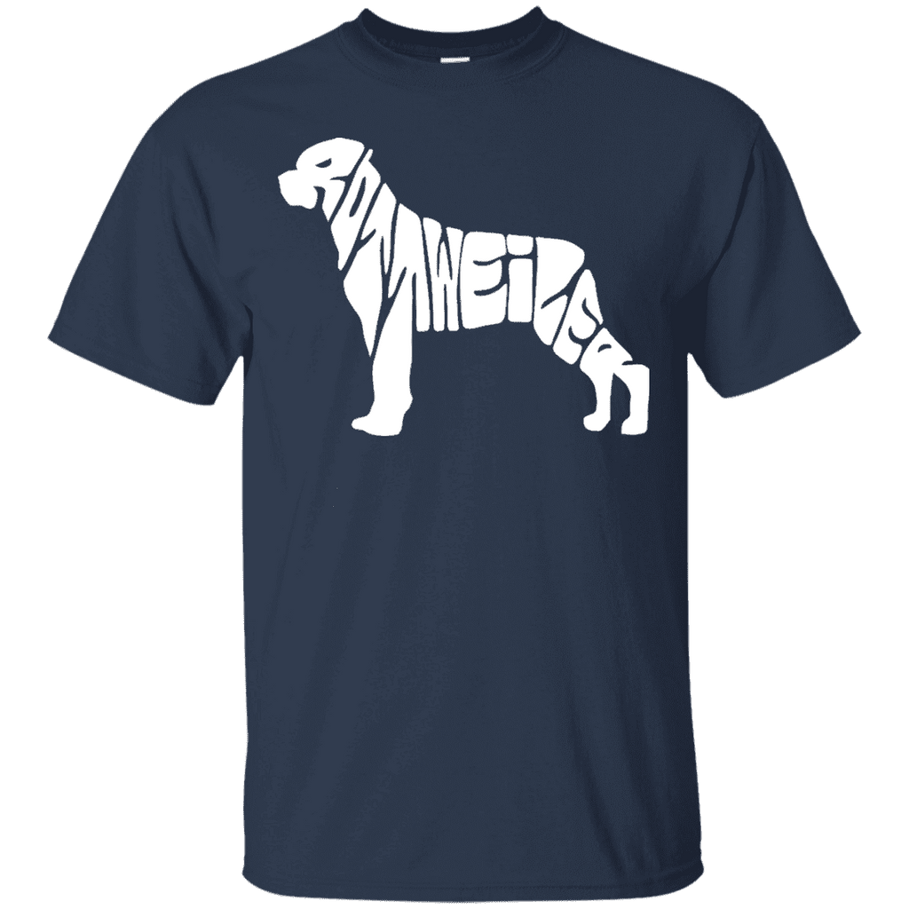 Rottweiler Men Tee - STUDIO 11 COUTURE