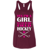 Image of I'm A Girl Love Field Hockey Ladies Tee - STUDIO 11 COUTURE
