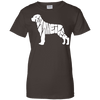 Image of Rottweiler Ladies Tee - STUDIO 11 COUTURE