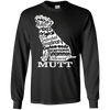 Image of Mutt White Men Tee - STUDIO 11 COUTURE