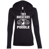 This Housewife Loves Her Poodle Ladies Tee - STUDIO 11 COUTURE