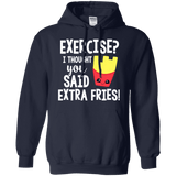 Extra Fries Men Tee