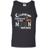 Image of I Love My Dachshund Men Tee - STUDIO 11 COUTURE