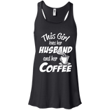 Husband And Her Coffee Ladies Tee - STUDIO 11 COUTURE