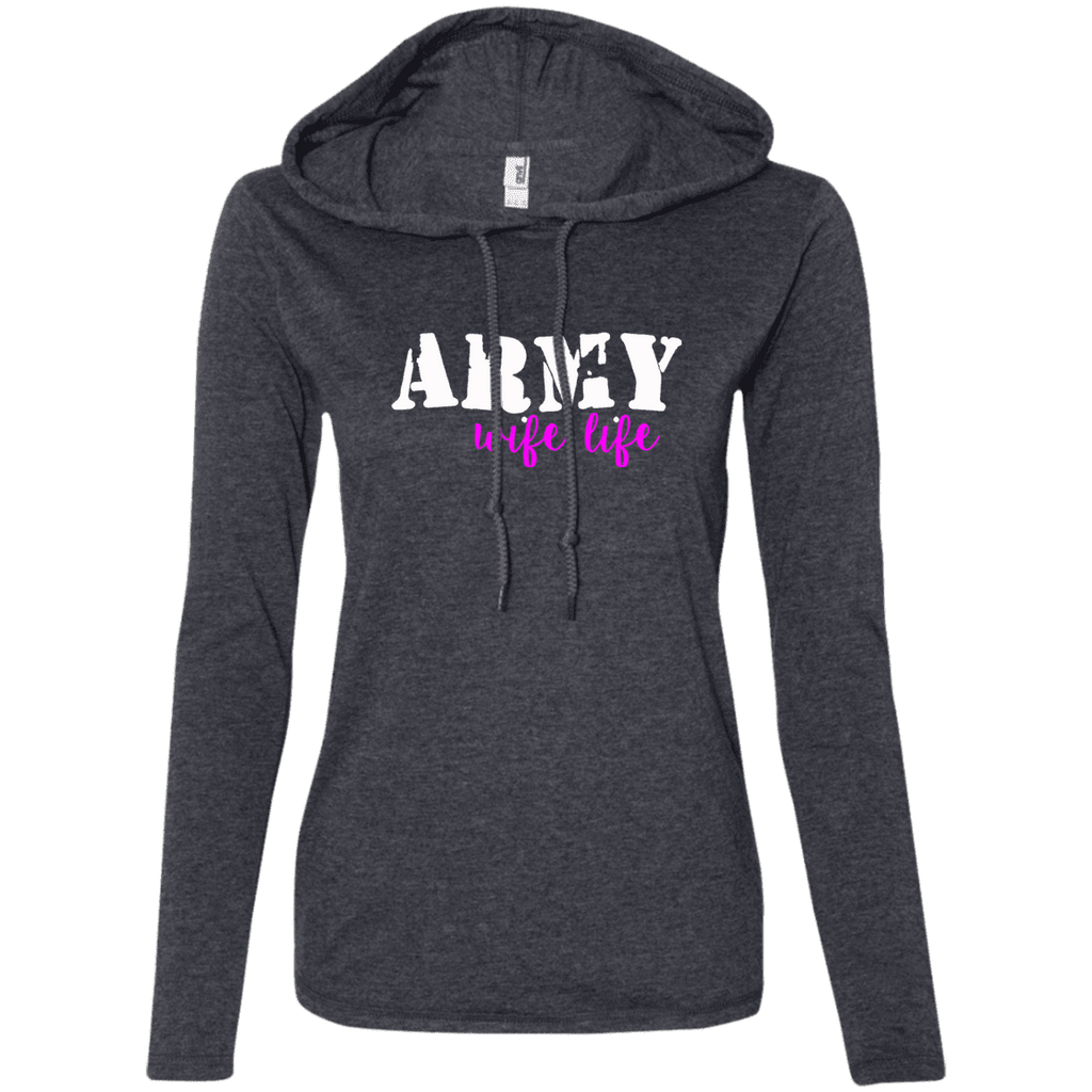Army Wife Life Ladies Tee - STUDIO 11 COUTURE