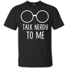 Image of Talk Nerdy To Me Men Tee - STUDIO 11 COUTURE