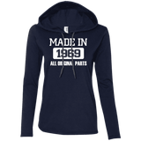 Made In 1969 Ladies Tee - STUDIO 11 COUTURE