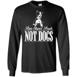 Ban People Not Dogs Men Tee - STUDIO 11 COUTURE