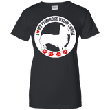I Love My Welsh Corgi Ladies Tee - STUDIO 11 COUTURE
