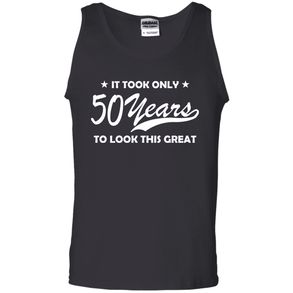 It Took Only 50 Years Men Tee - STUDIO 11 COUTURE