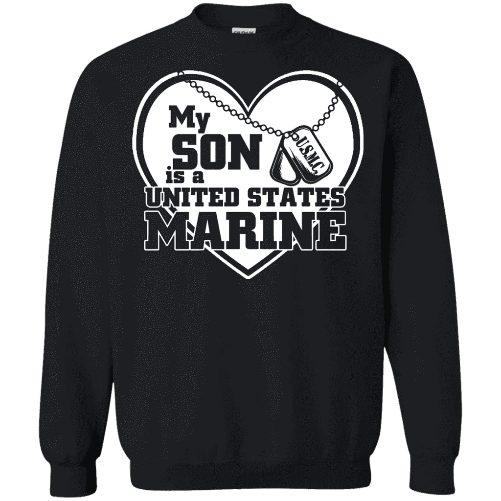 My Son Is A United State Marine Men Tee - STUDIO 11 COUTURE