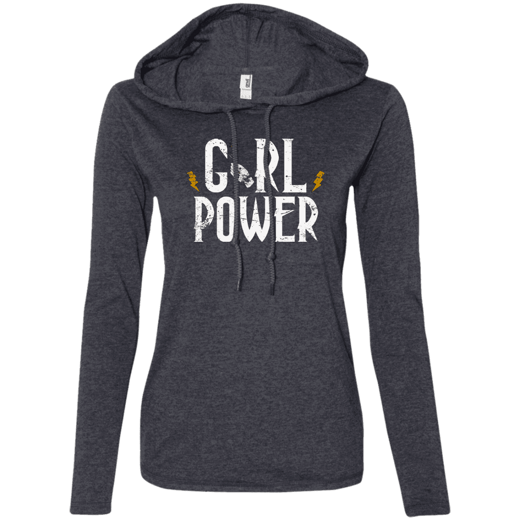 Girl Power Ladies Tee - STUDIO 11 COUTURE