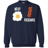 Best Friends Egg And Bacon Men Tee