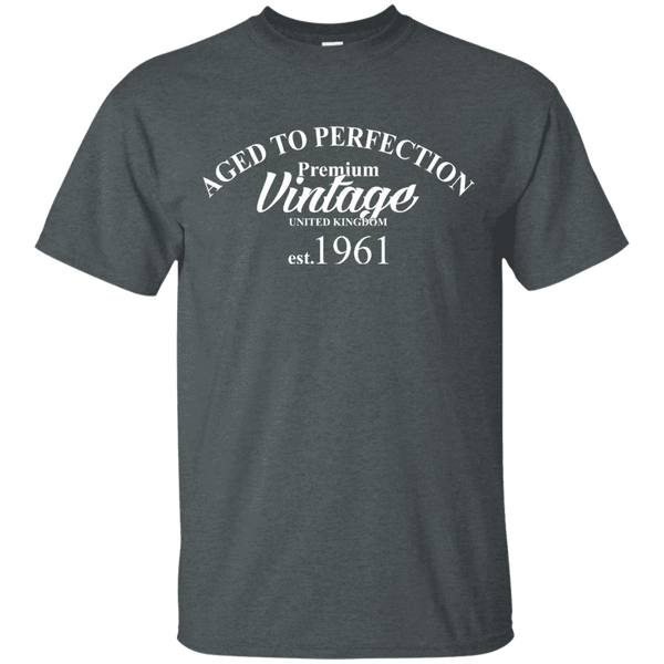Aged To Perfection Men Tee - STUDIO 11 COUTURE