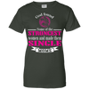 Image of Strongest Single Mom Ladies Tee - STUDIO 11 COUTURE