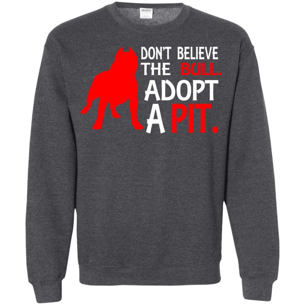 Don't Believe The Bull Men Tee - STUDIO 11 COUTURE