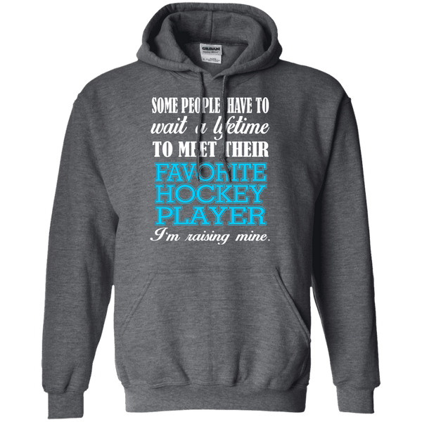 Favorite Hockey Player Men Tee