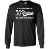 Image of It Took Only 50 Years Men Tee - STUDIO 11 COUTURE