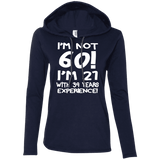 I'm Not 60 Ladies Tee - STUDIO 11 COUTURE