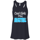 Cool Girls Basketball Ladies Tee - STUDIO 11 COUTURE