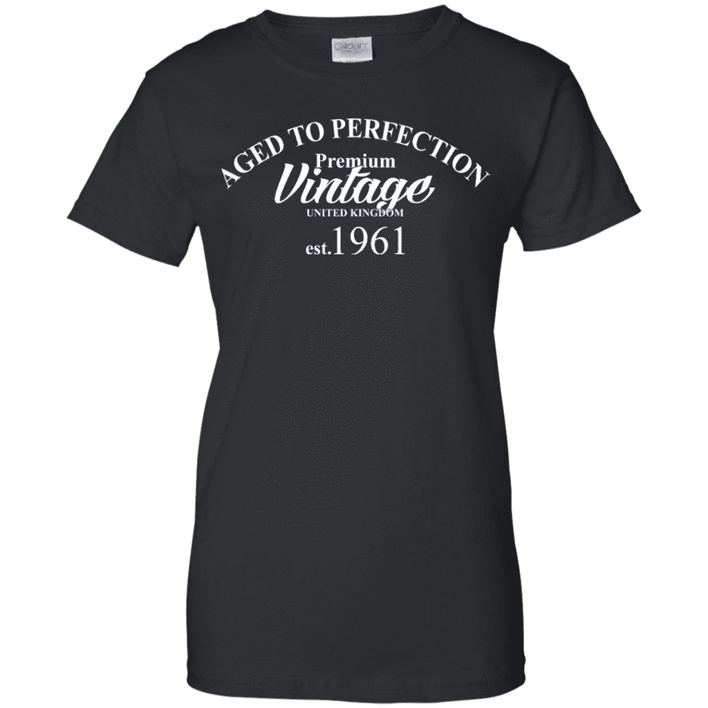 Aged To Perfection Ladies Tee - STUDIO 11 COUTURE
