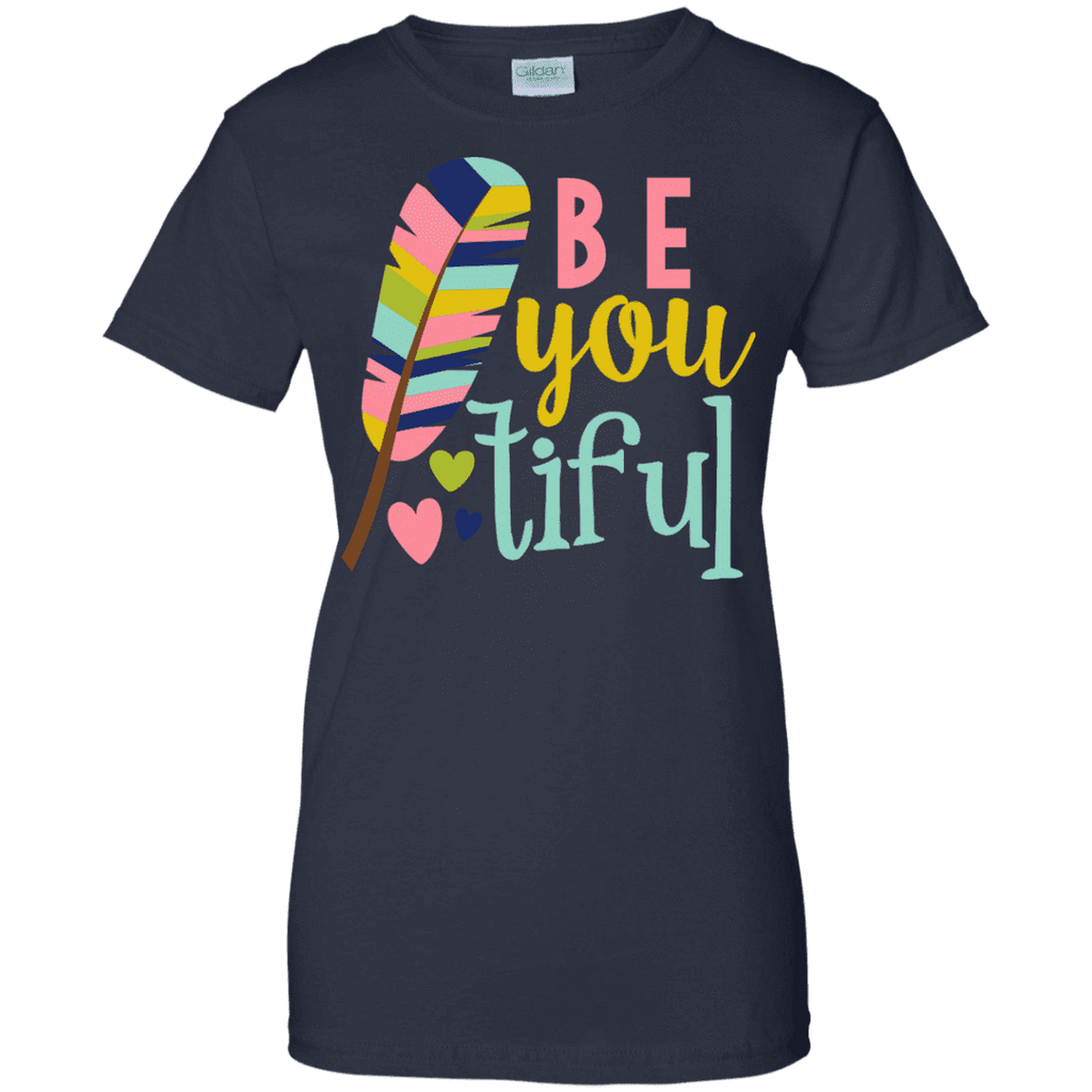 Be Youtiful Ladies Tee