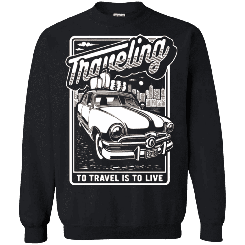 Traveling Men Tee - STUDIO 11 COUTURE