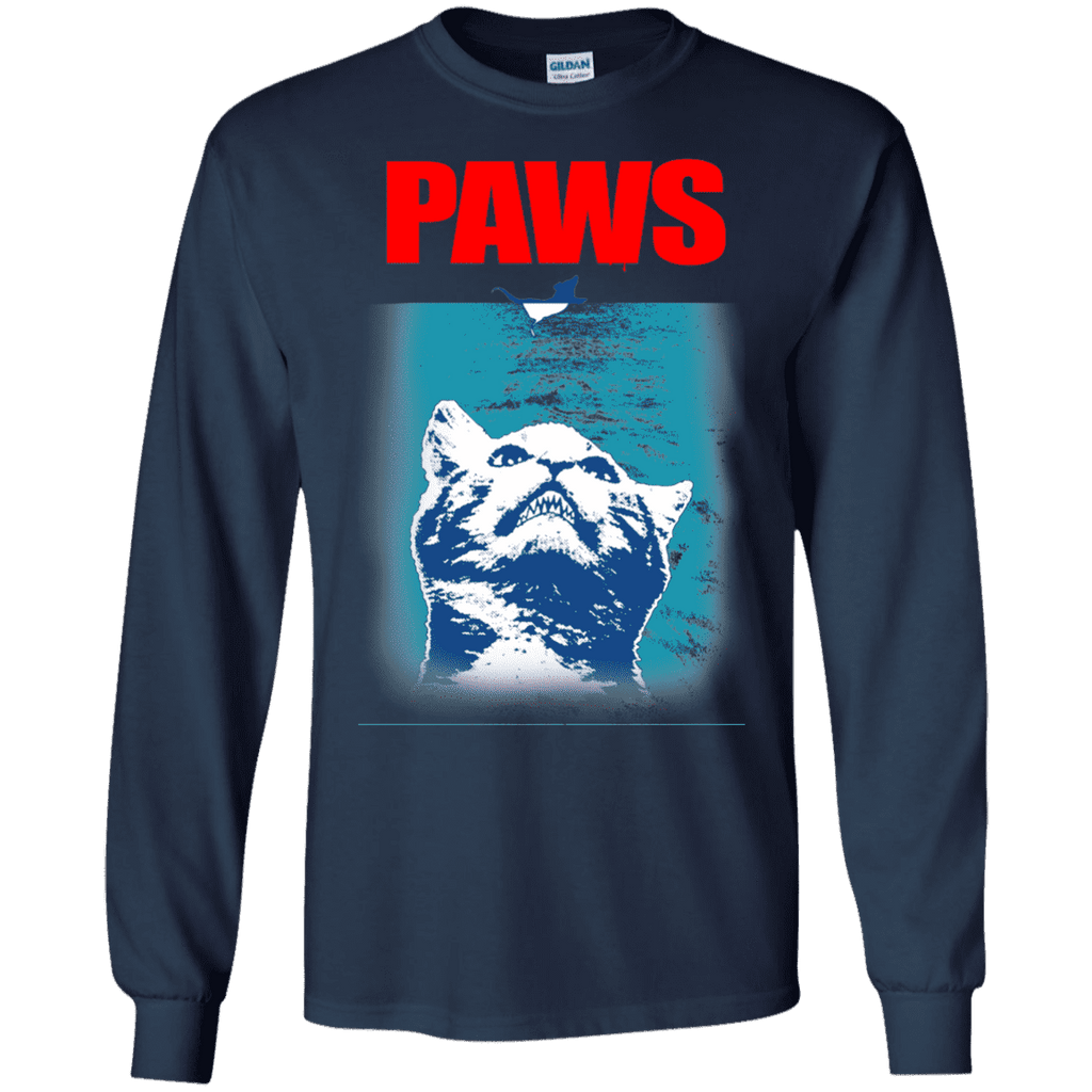PAWS Men Tee - STUDIO 11 COUTURE