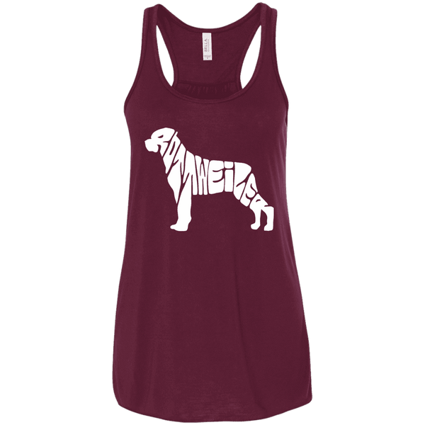 Rottweiler Ladies Tee - STUDIO 11 COUTURE