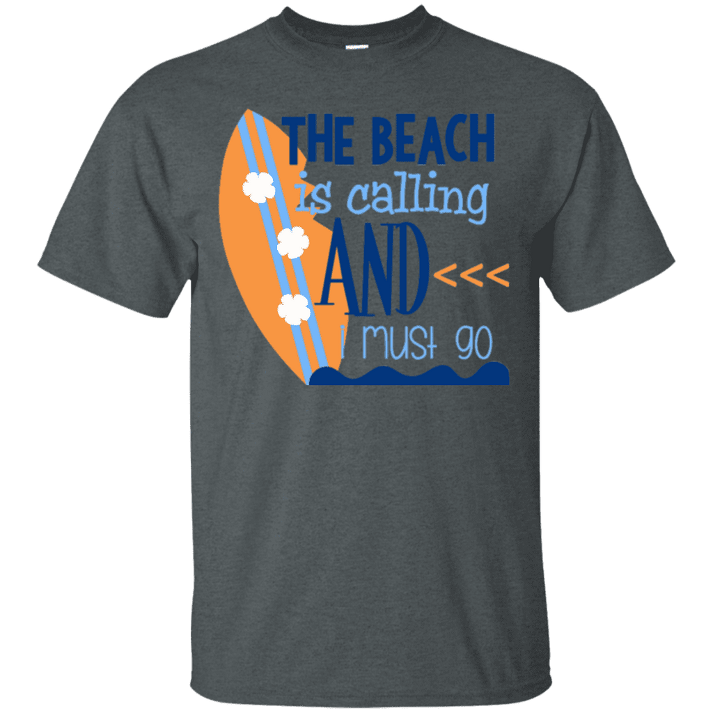 The Beach Is Calling Men Tee - STUDIO 11 COUTURE