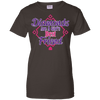 Image of Diamonds Best Friend Ladies Tee - STUDIO 11 COUTURE