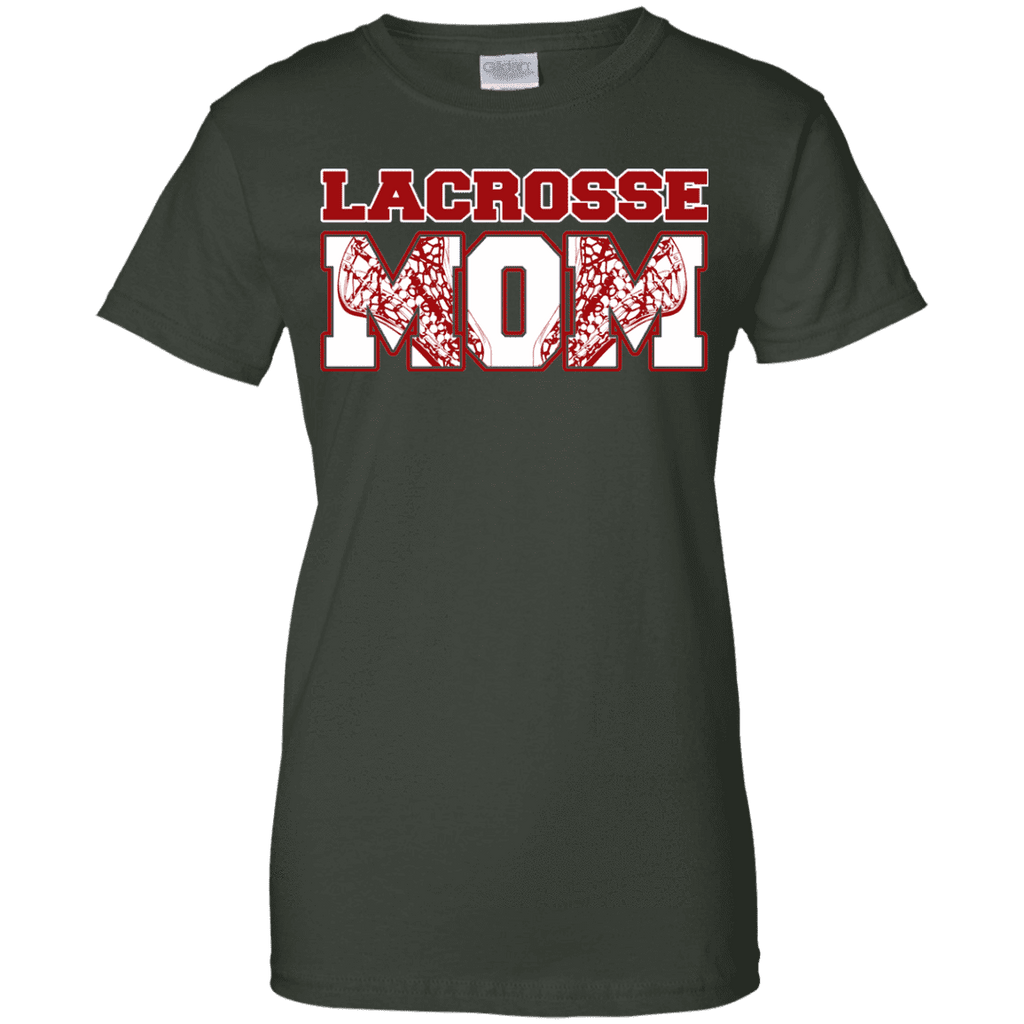 Lacrosse Mom Ladies Tee - STUDIO 11 COUTURE