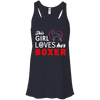 Image of This Girl Loves Her Boxer Ladies Tee - STUDIO 11 COUTURE