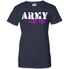 Image of Army Wife Life Ladies Tee - STUDIO 11 COUTURE