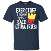 Image of Extra Fries Men Tee