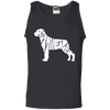 Image of Rottweiler Men Tee - STUDIO 11 COUTURE