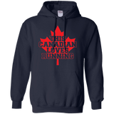 This Canadian Loves Running Men Tee - STUDIO 11 COUTURE