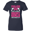 Image of Ice Hockey Girls  Ladies Tee