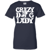 Image of Crazy Dog Ladies Tee - STUDIO 11 COUTURE
