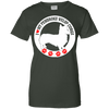 Image of I Love My Welsh Corgi Ladies Tee - STUDIO 11 COUTURE