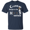 Image of I Love My Beagle Men Tee - STUDIO 11 COUTURE