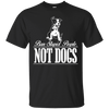 Image of Ban People Not Dogs Men Tee - STUDIO 11 COUTURE
