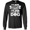 Image of The More People Love Dog Men Tee - STUDIO 11 COUTURE