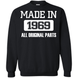 Made In 1969 Men Tee - STUDIO 11 COUTURE