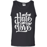 Turn Hate Into Love Men Tee - STUDIO 11 COUTURE