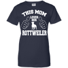 Image of This Mom Loves Her Rottweiler Ladies Tee - STUDIO 11 COUTURE