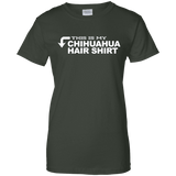 This Is My Chihuahua Hair Shirt Ladies Tee - STUDIO 11 COUTURE